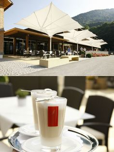 The Sonne Lifestyle Resort in Mellau in the Bregenzerwald skilfully combines tradition and modernity. Bergen, Dinner, Lifestyle, Ethnic Recipes, Food, Design, Gourmet, Dining, Dinners