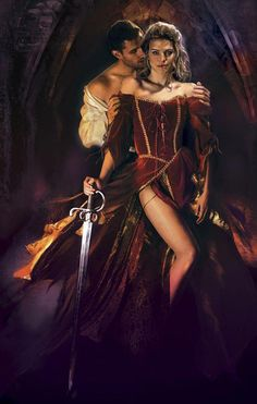 _for_His_Lady_flt - fantasy - Livres Romance Novel Covers, Romance Art, Romance Novels, Romantic Photos, Romantic Couples, Marriage Romance, Romantic Paintings, Ange Demon, Lady