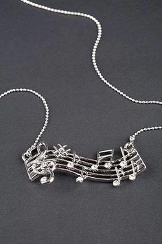 Hey, what if someone made a necklace like this but it had a specific, recognizable tune? I'd buy that!