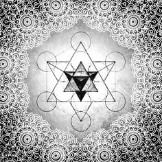 Merkaba. Metatron's cube - getting closer to understand the next dimension...