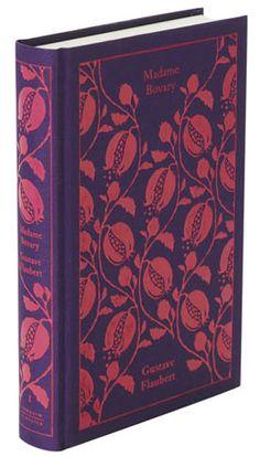 Coralie Bickford-Smith's cover for Madam Bovary.