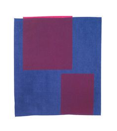 Cloth napkins by Kate Shepherd for weR2, $148 per 10-piece set Each of the 100-percent cotton napkins in the set features a unique Albers-esque color composition by Shepherd, a New York–based artist.
