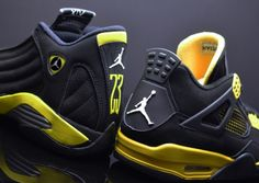 "Air Jordan 14 Retro ""Thunder"" – Detailed Look http   www. ea2bfeb50"