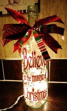 50 Beautiful Indoor Christmas Lighting Ideas   Meowchie's Hideout