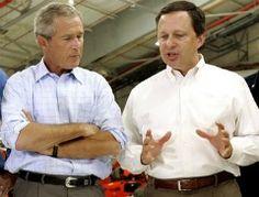 Bush's FEMA Director During Katrina Criticizes Obama For Responding To Sandy Too Quickly.. He said WHAT?