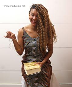 Inspírate con los estampados de tela africana wax, y crea tus propios modelos de verano. En la tienda online www.waxfusion.net encontrarás tu color preferido para tu modelo ideal.