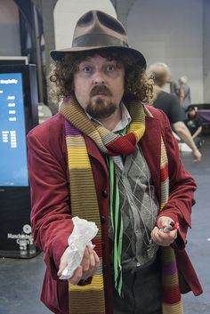 Jelly baby? #Doctor #Who | SDCC 2013