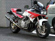 1986 Yamaha FZ750
