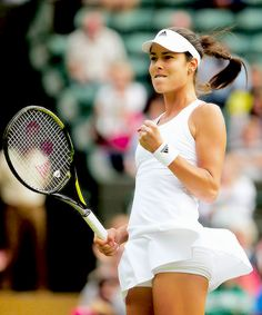There are several things that you need to be well aware of as you consider how you are playing tennis. The body is susceptible to so many different potential injuries in the process of playing tennis that it is very important to be ca Ana Ivanovic, Wimbledon 2013, Wimbledon Tennis, French Open, Angelique Kerber, Tennis Association, Tennis Gifts, Lawn Tennis, Tennis Players Female