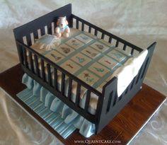 Emily's Crib Cake