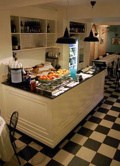 Ba''ghetto - Concept - Arredamento ristoranti Roma - Ristoranti pizzerie bar paninoteche gelaterie pasticcerie - Ristrutturazione locali pubblici www.rpmproget.it