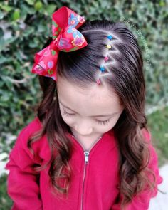 Pin on Peinados faciles Pin on Peinados faciles Box Braids Hairstyles, Black Girl Braided Hairstyles, Cute Little Girl Hairstyles, Cute Hairstyles For Kids, Girls Natural Hairstyles, Baby Girl Hairstyles, Natural Hair Styles, Long Hair Styles, Children Hairstyles