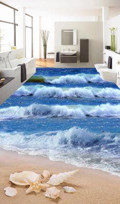 Floor Murals, Floor Art, Floor Rugs, Wall Murals, Floor Wallpaper, Custom Wallpaper, Wallpaper Murals, 3d Floor Painting, Basement Painting