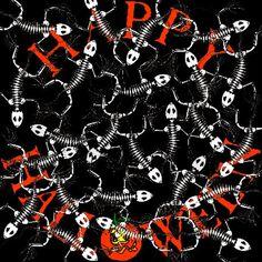 Halloween Lizard Skeletons Shower Curtain by garabatosygaratusas #Halloween