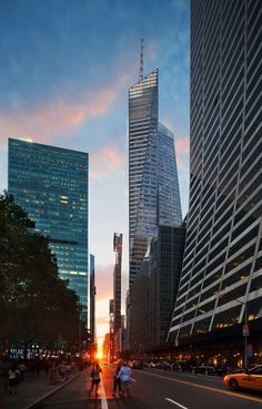 Bank of America Tower at One Bryant Park by Cook + Fox Architects / New York, NY