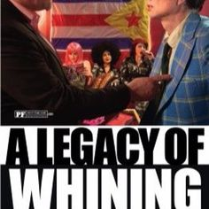 Stream Pick Of The Week - A Legacy of Whining by Cinescape Magazine Podcast from desktop or your mobile device Friends Reunited, 30 Years, Photo Shoot, David, Magazine, Humor, Cheer, Photoshoot, Warehouse