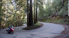 10 best motorcycle roads in the U.S.