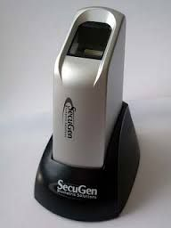 #Biometric verification device #secugen_hamster