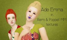 Ade Emma - All ages, gray linked to black Remi DOWNLOAD Poppet DOWNLOAD Credits: Ade Darma, Poppet, Remi, Martini