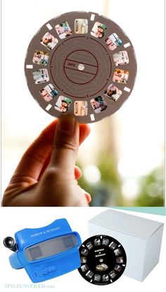 Image3D - A company that will put your photos on a View-Master slide. Great for weddings, birthdays, family reunions, etc... You can even personalize the slide viewer.