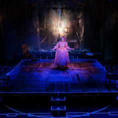 A Doll's House. La Boite theatre company. Set and costume design by Dan Potra. 2014