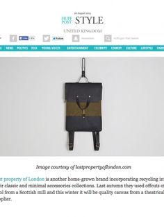 Press | Lost Property of London