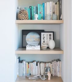 Shelfie: Gorgeous Bookshelf Inspiration - PureWow