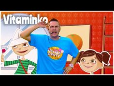 Ujo Ľubo - Vitaminko | Detská párty 2 - YouTube Family Guy, Guys, Youtube, Fictional Characters, Fantasy Characters, Sons, Youtubers, Boys, Youtube Movies