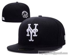 premium selection 245e8 74582 Cheap Wholesale New York Mets Fitted Hats 59fifty Hats Black for slae at US 8.90   snapbackhats  snapbacks  hiphop  popular  hiphocap  sportscaps ...