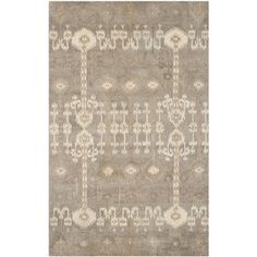 Safavieh Handmade Wyndham Natural New Zealand Wool Rug (5' x 8') - Overstock™ $239.99