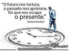 Não deixe fugir o #Presente!