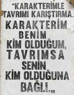 Karakterim ve tavrim Poem Quotes, Wise Quotes, Funny Quotes, Taurus Love, Word Sentences, Meaningful Words, I Love Books, Cool Words, Quotations