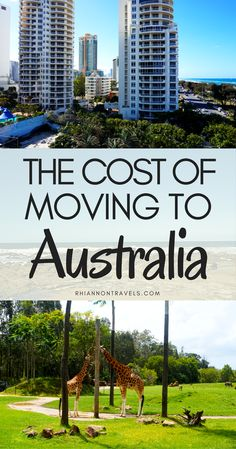 The Cost of Moving to Australia | Rhiannon Travels