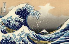 """Hokusai, la """"Grande Onda"""""""