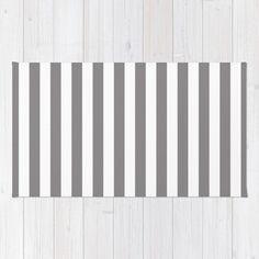 Soft WOVEN AREA RUG Wide Dark Gray White Cabana Beach Stripes New Urban Modern Bed Bath Living Room Kitchen Mat 2x3 3x5 4x6 Machine Washable by EMEREY on Etsy https://www.etsy.com/listing/270195230/soft-woven-area-rug-wide-dark-gray-white