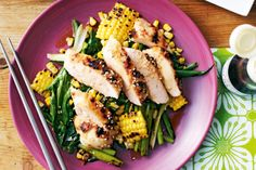 Give this fresh miso chicken stir-fry a spin for dinner. Have your ingredients and equipment ready - and you're off!