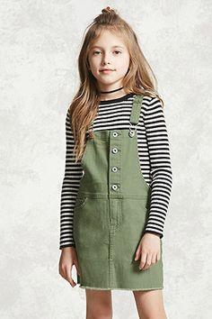 Girls Overall Dress (Kids)
