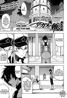 http://www.openmanga.net - Akame ga Kill! chapter 63 page 1