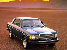 The Mercedes-Benz W123