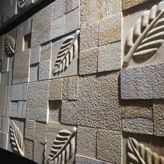 18 super ideas for exterior wall stone cladding - Murales Pared Exterior Wall Cladding Interior, Wall Cladding Designs, Stone Cladding Exterior, Natural Stone Cladding, Natural Stone Wall, Cladding Ideas, Wall Cladding Tiles, Exterior Wall Design, House Paint Exterior