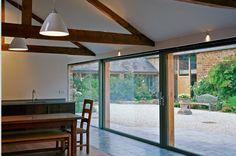 Barn Kitchen Ben Parsons Design Barn Kitchen, Windows, Worcester, Lighting, Design, Lights, Lightning, Ramen
