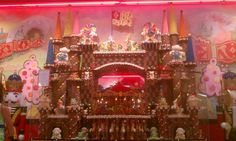 Sarris Candies- Canonsburg, PA... The signature chocolate castle, yes edible!