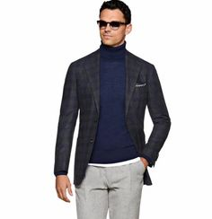 Suitsupply Jackets: We couldn't be more proud of our tailored jackets. The soft shoulders, Italian fabrics, impeccable slim fit—just a few reasons you should check out our latest arrivals! Tuxedo Jacket, Suit Jacket, Blazer Outfits Men, Suit Shirts, Tailored Jacket, Suit Separates, Mens Fashion, Fashion Outfits, Gentleman Style