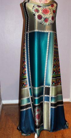 100% satin silk fabric pure satin silk by FashionSenseStudio