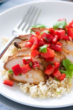 Tequila Honey Lime Chicken – With Salt & Wit