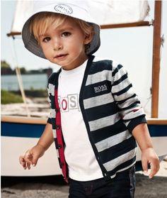cc27450523e73 64 Best BOSS Kidswear - Hugo Boss Jr. images in 2018   Kids fashion ...