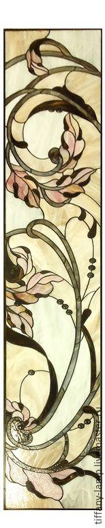Купить В наличии! Витражные вставки. - разноцветный, готовая работа, витражная вставка, вставка в дверь Stained Glass Christmas, Stained Glass Designs, Stained Glass Panels, Stained Glass Projects, Mosaic Designs, Stained Glass Art, Mirror Mosaic, Mosaic Glass, Fused Glass