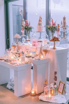 Our team loved all these beautiful baptism ideas we created for Erica! Pink Christmas Decorations, Baptism Decorations, Christmas Greenery, Birthday Party Decorations, Nutcracker Christmas, Christmas Toys, Christmas Baubles, Christmas Glitter, Christmas Events