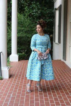Modest Fashion Modest Bridesmaid Dresses Blue Prelude to Spring Dress with Sash Dainty Jewell's Modest Apparel Spring 2017 Collection Modest Dresses For Women, Modest Maxi Dress, Modest Bridesmaid Dresses, Modest Outfits, Classy Outfits, Modest Fashion, Plus Size Dresses, Fashion Outfits, Clothes For Women