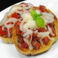 Balsamic Bruschetta Allrecipes.com